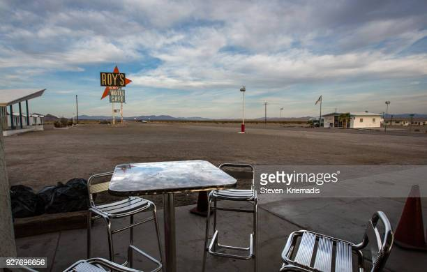 Route 66 - Roy's Motel & Cafe
