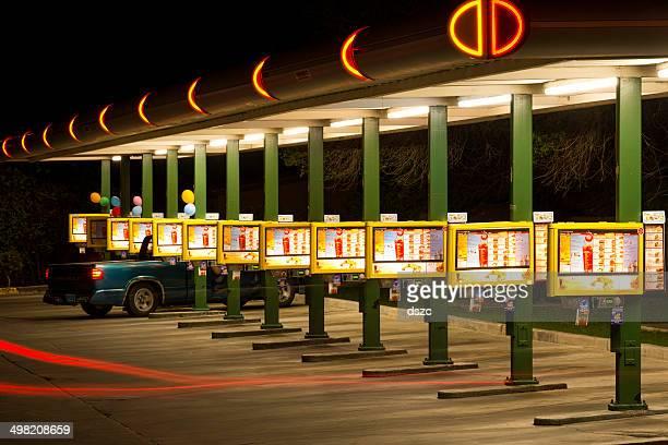 Route 66 Sonic Ristorante Drive-In New Mexico-Albuquerque