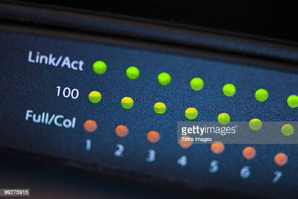 router - data stream stock photos and pictures