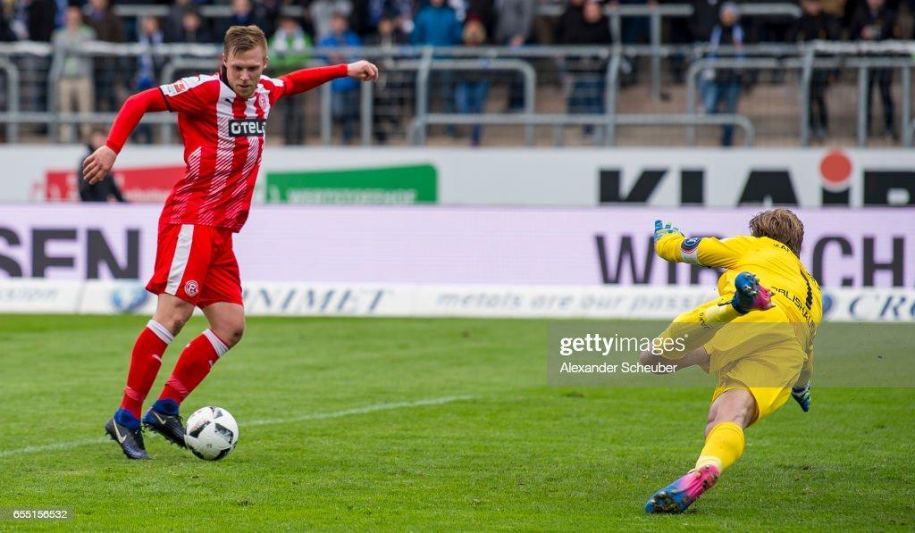 Karlsruher SC v Fortuna Duesseldorf - Second Bundesliga : News Photo
