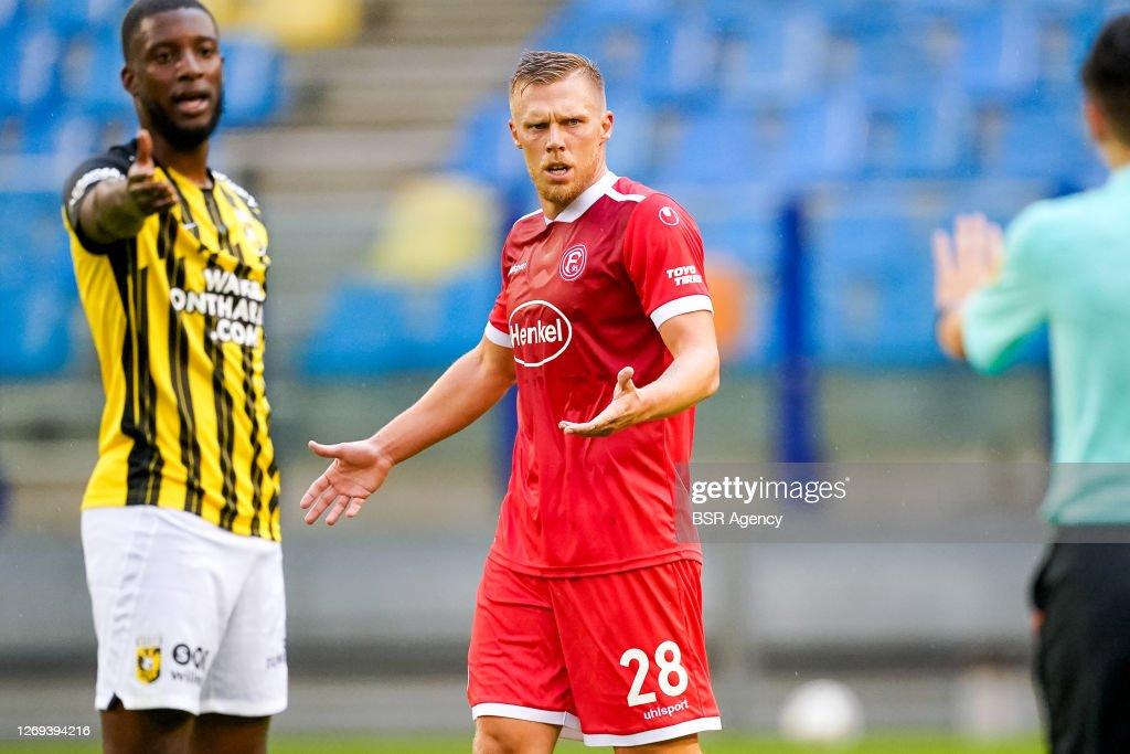 Vitsse v Fortuna Dusseldorf preseason match : News Photo