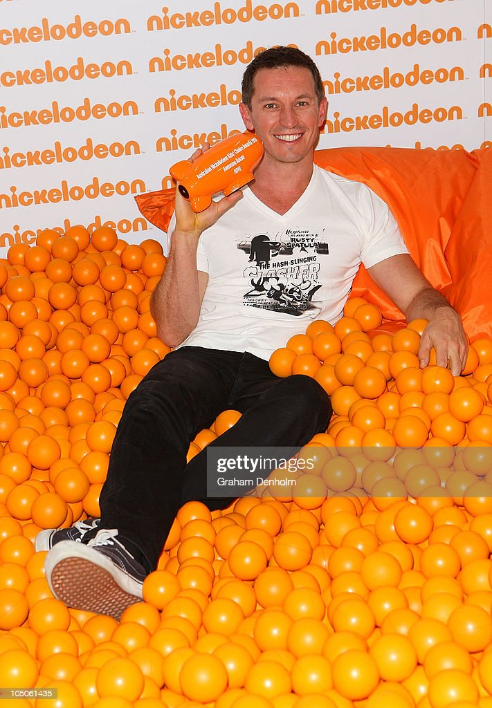 Australian Nickelodeon Kid's Choice Awards - Awards Room