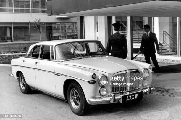 Rover P5B coupe Courtesy B M I H T Creator Unknown