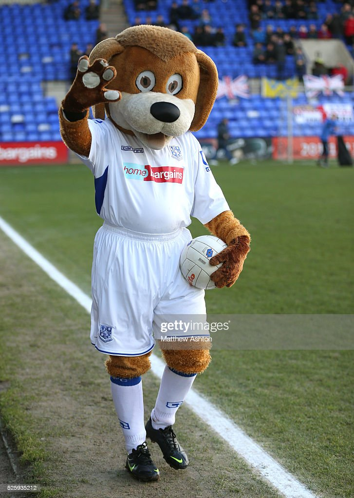 SOCCER : Sky Bet Football League Two - Tranmere Rovers v Shrewsbury Town : News Photo