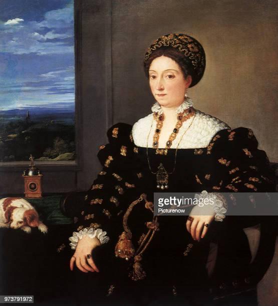 Rovere Portrait Titian 1537