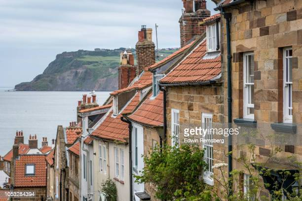 row houses - north stock pictures, royalty-free photos & images