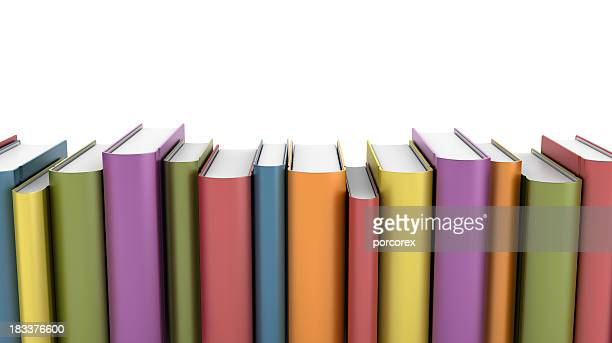 row of books - in a row stock pictures, royalty-free photos & images