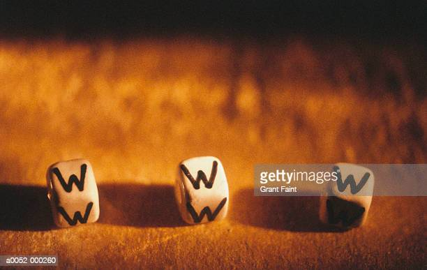 Row of Dice