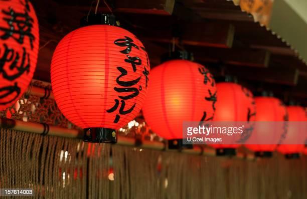 日本の提灯