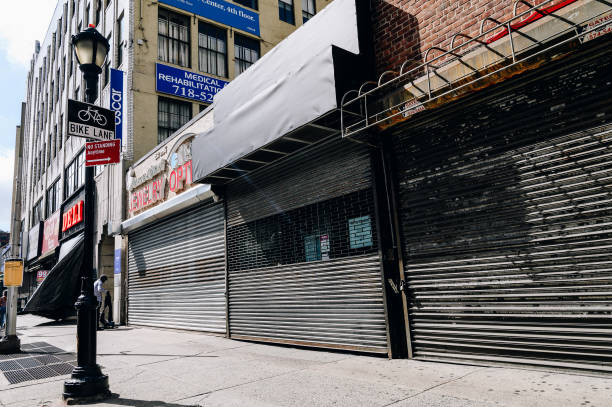 NY: New York Region Sees 40% Bankruptcy Surge, Braces For More