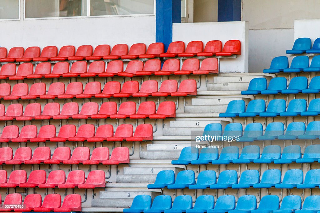 Row Of Seats : Stock Photo