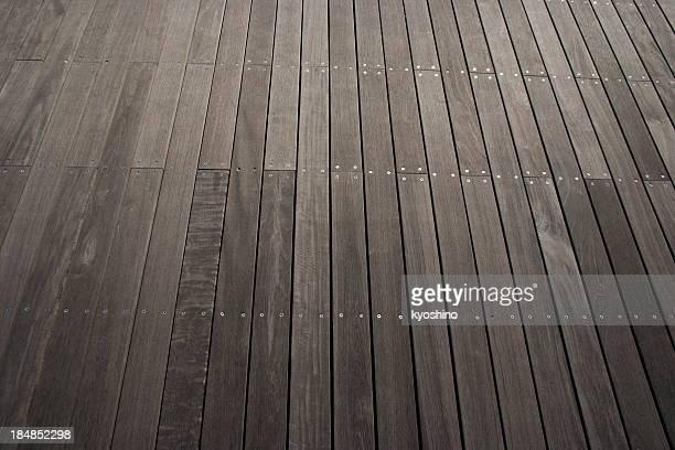Rangée de fond de texture en bois moiré