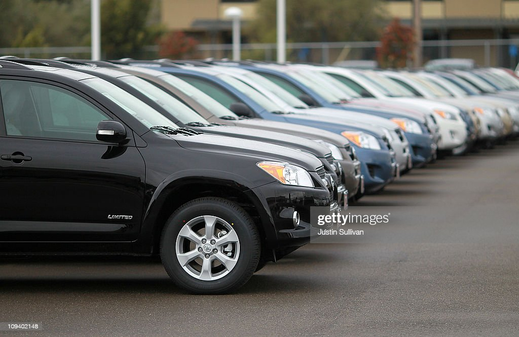 Toyota Recalls More Than 2 Million Vehicles In US : News Photo