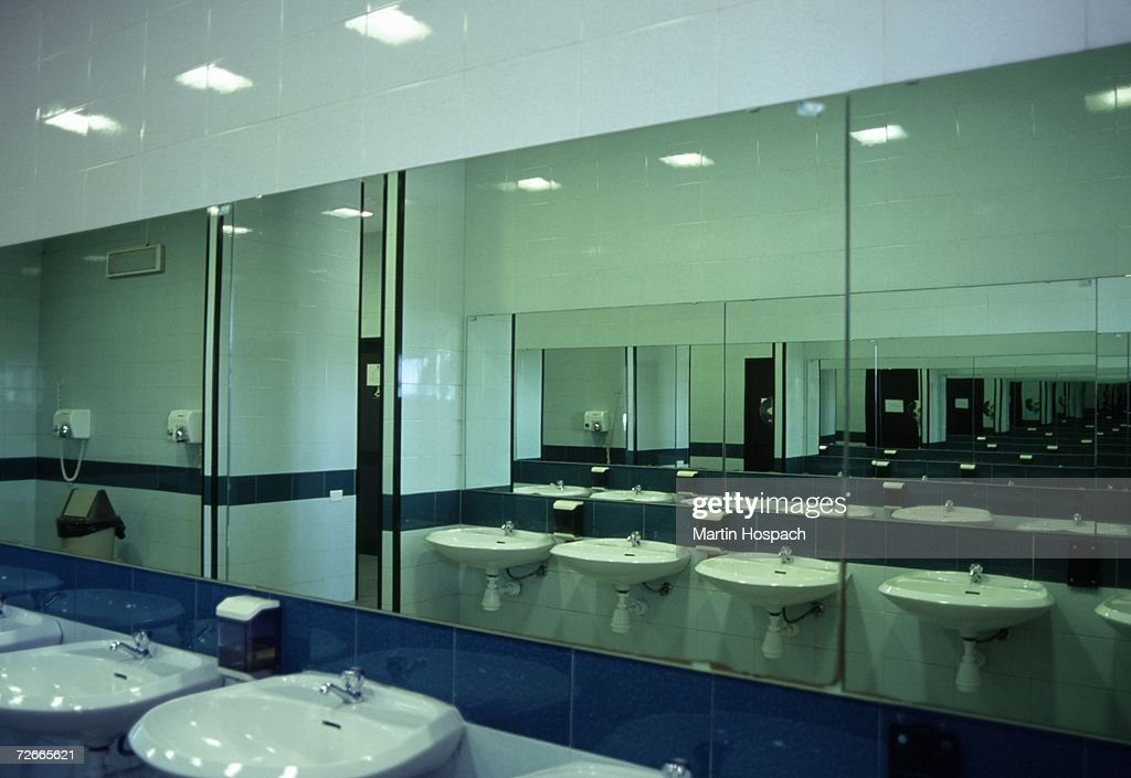 Public Bathroom Mirror Large Bathroom Mirrors Ideas Public Mirror R - Public bathroom fixtures