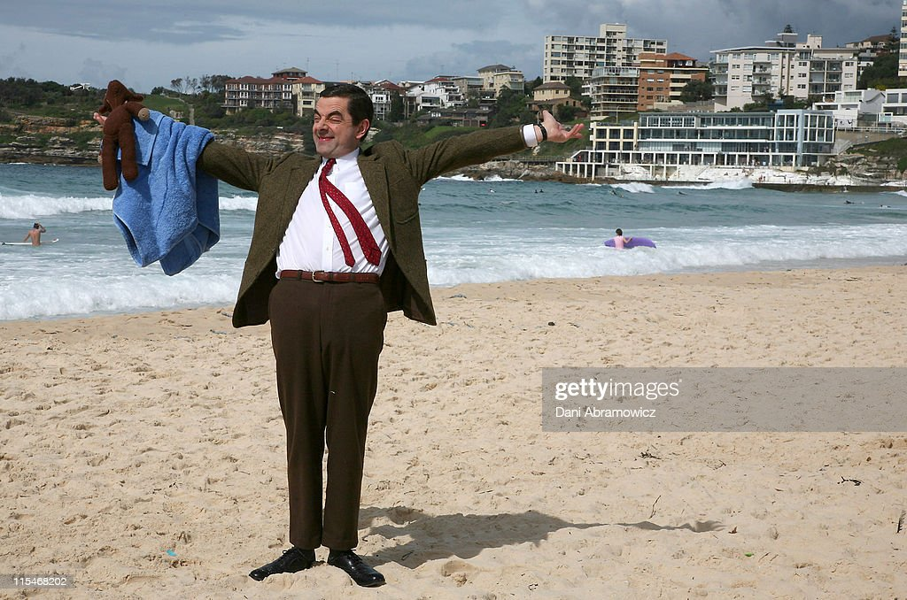 Mr. Bean Comes to Town - Photo Call : News Photo