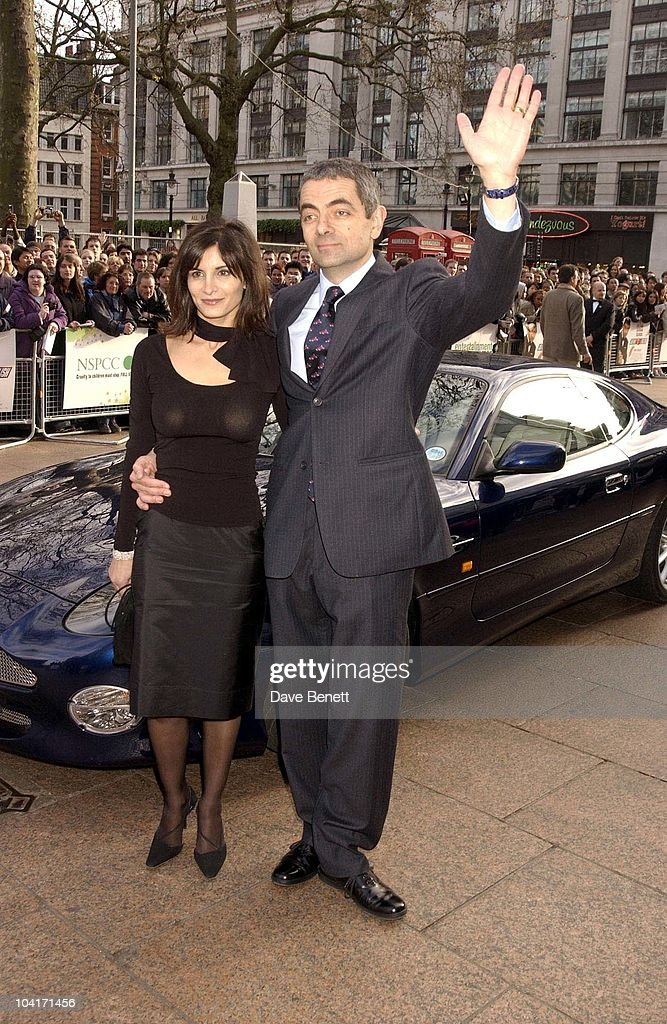 Rowan Atkinson, 'Johnny English: A Touch Of Weevil' Movie Premiere, At The Empire, Leicester Square, London