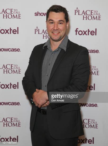 Rowan Chapman attends the premiere screening event for A Place To Call Home The Final Chapter at State Theatre on August 16 2018 in Sydney Australia