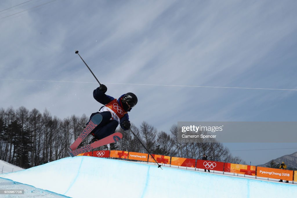 Freestyle Skiing - Winter Olympics Day 11 : News Photo