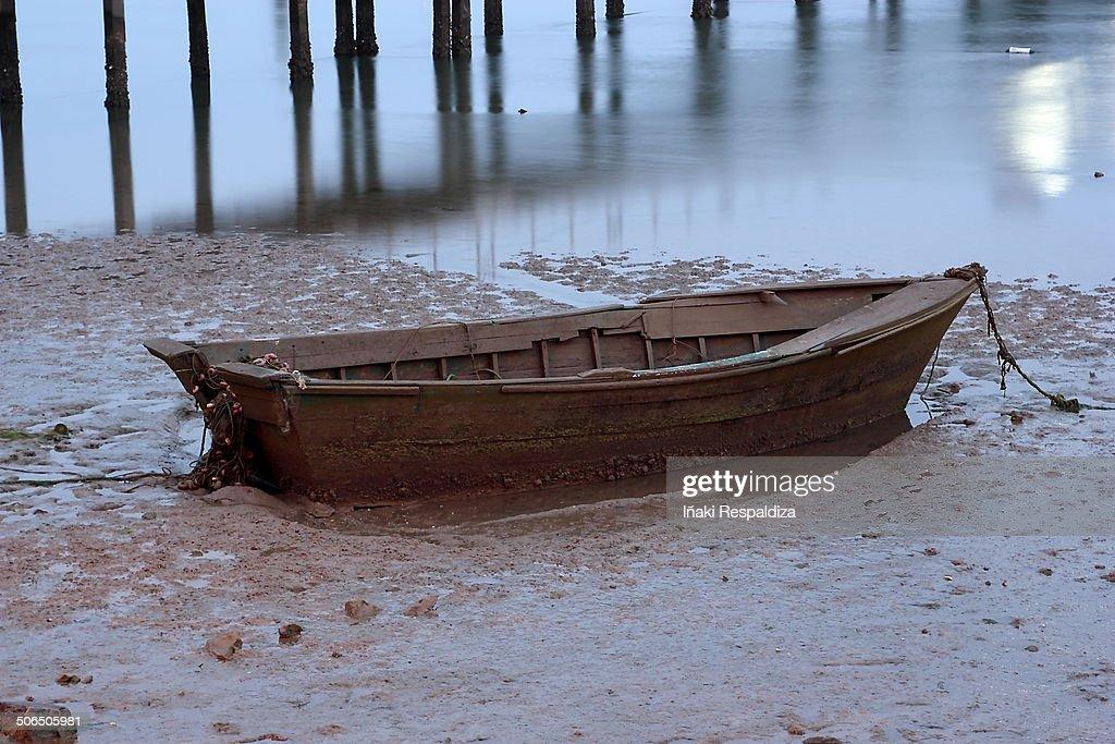 Rowboat : Foto de stock