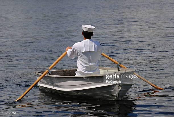 漕ぎ舟セーラー