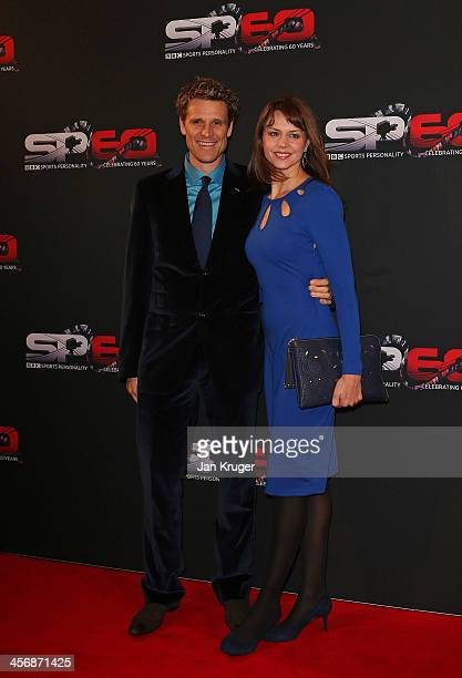 Rower James Cracknell and Beverley Turner attend the BBC Sports Personality of the Year Awards at First Direct Arena on December 15 2013 in Leeds...