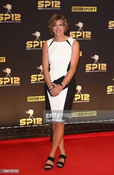 Rower Katherine Grainger attends the BBC Sports Personality of the Year Awards at ExCeL on December 16 2012 in London England