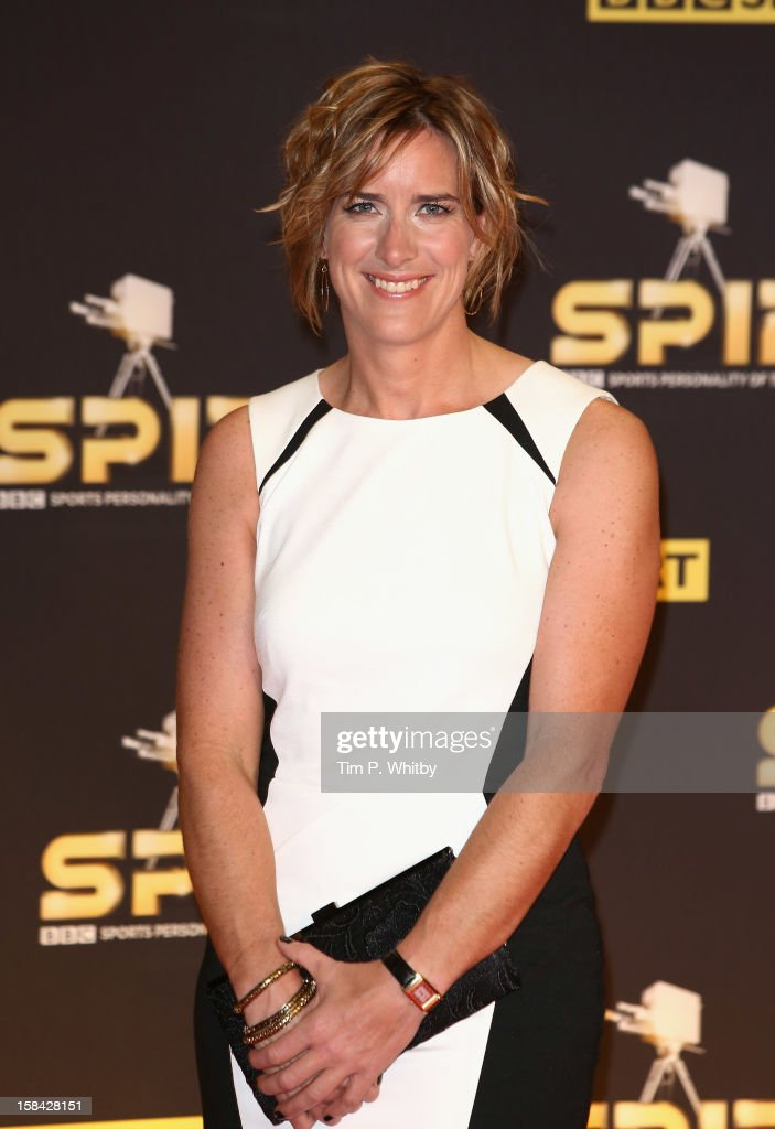 Rower Katherine Grainger attends the BBC Sports Personality of the Year Awards at ExCeL on December 16, 2012 in London, England.