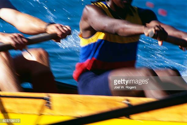 Rowers in Competition