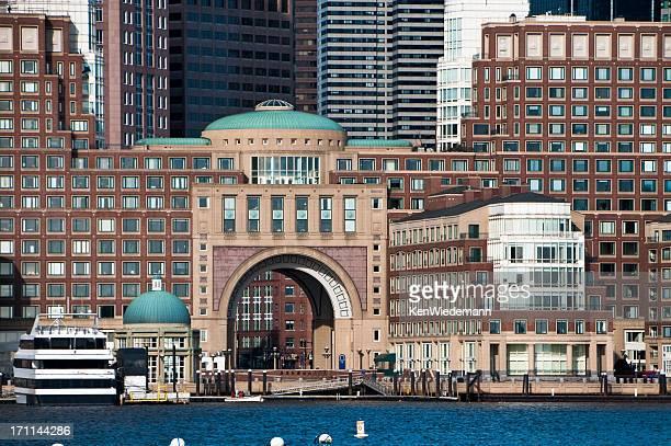 Rowes Wharf Arch