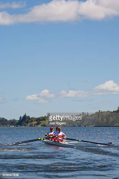 Rowing Canada Canadian Men's Lightweight Four Timothy Meyers Morgan Jarvis Terrence McKall Mike Lewis stroke 2010 FISA World Rowing Championships...