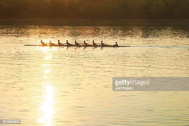 Rowing, Men's eight