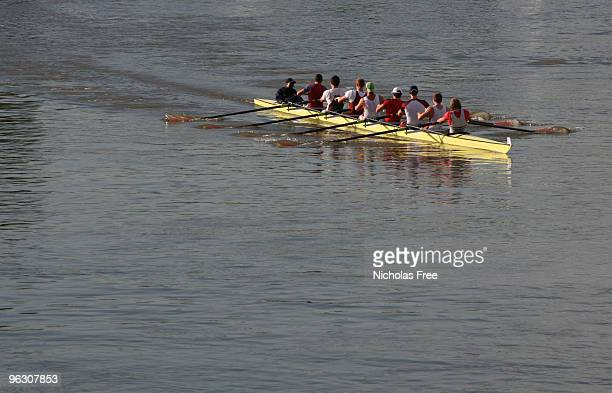 rowing - sports team event stock photos and pictures