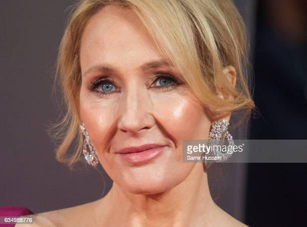 K Rowling attends the 70th EE British Academy Film Awards at Royal Albert Hall on February 12 2017 in London England