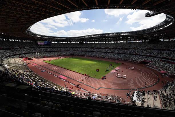 JPN: Around The Games - Olympics: Day 12