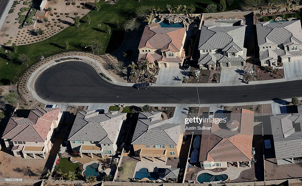 Spurred By Rising Prices, Phoenix Undergoes A New Housing Boom : News Photo