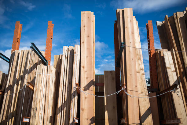 CAN: Operations At A Lumber Supplier As North American Demand Holds Strong