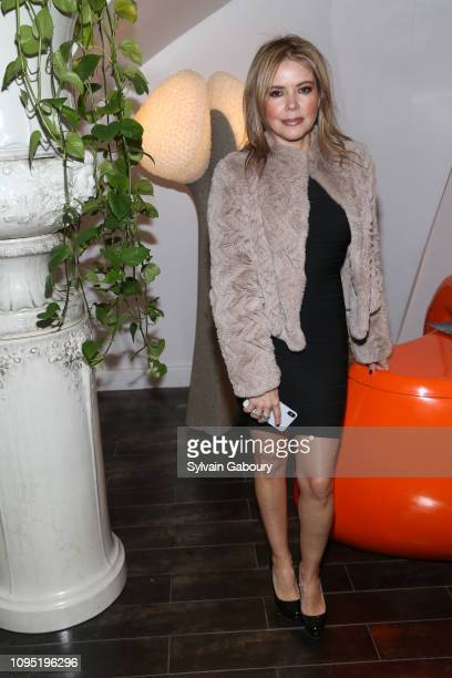 Roxana Girand attends Opening Party For The Elizabeth Collective at The Elizabeth Collective on January 16 2019 in New York City