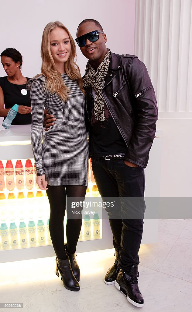 Jimmy Choo Project Pep Launch Party