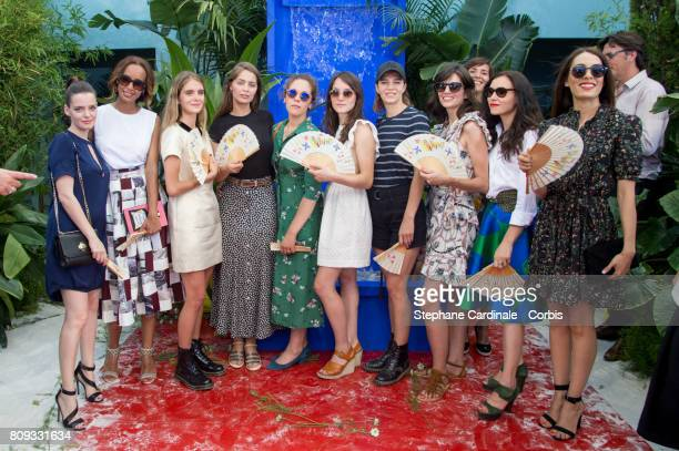 Roxane Mesquida, Sonia Rolland, Dolores Doll, Marie Ange Casta, Alysson Paradis, Anais Demoustier, Celine Sallette, Louise Monot, Olivia Ruiz and...