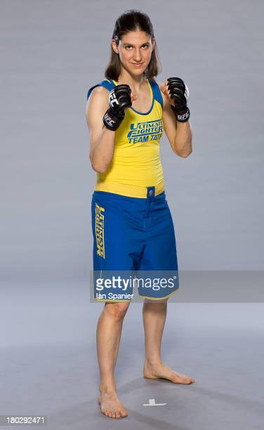 Roxanne Modafferi poses for a portrait on May 31 2013 in Las Vegas Nevada