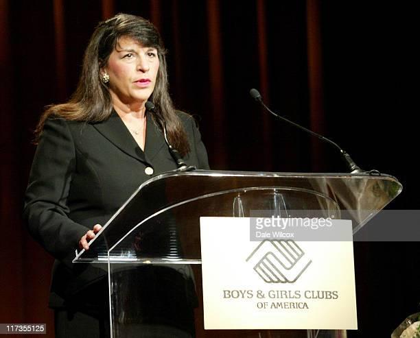 Roxanne Spillett President of the Boys Girls Club of America