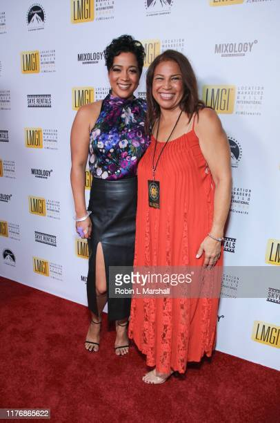 Roxanne Taylor and Alison A Taylor attend the 6th Annual LMGI Awards at The Eli and Edythe Broad Stage on September 21 2019 in Santa Monica California
