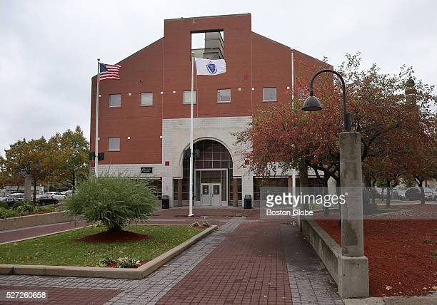 Roxbury Community College campus Oct 24 2014