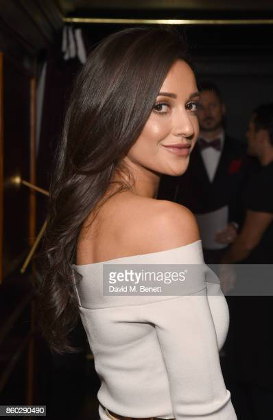 Roxie Nafousi attends the The BARDOU Foundation's International Day Of The Girl Gala in support of The Princes Trust at Albert's Club on October 11...