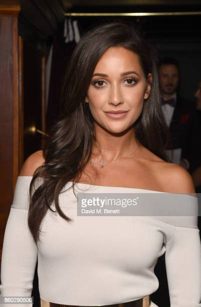 Roxie Nafousi attends the The BARDOU Foundation's International Day Of The Girl Gala in support of The Princes Trust at Albert's Club on October 11,...