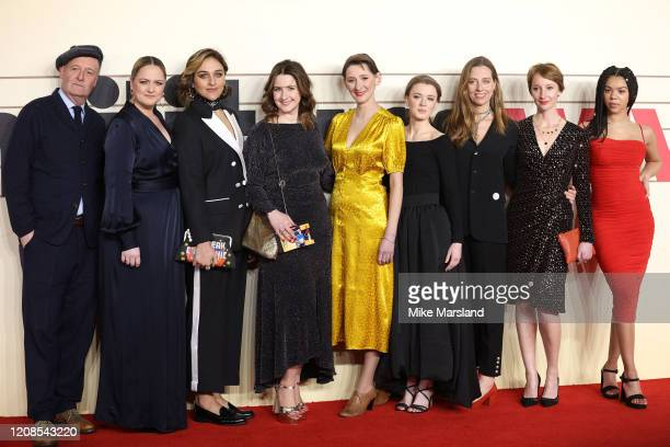 Roxy Faridany Laura Checkley Sophie Dix India Ria Amarteifio Caroline Redman Lusher Laura Elphinstone and Emma Lowndes attend the Military Wives UK...
