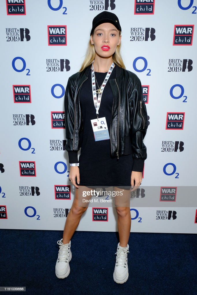 GBR: War Child BRITs Week Together With O2 - Jess Glynne Gig