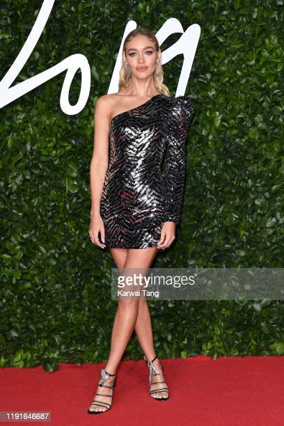 Roxy Horner attends The Fashion Awards 2019 at the Royal Albert Hall on December 02 2019 in London England