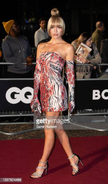 Roxy Horner attends the GQ Men Of The Year Awards 2021 at Tate Modern on September 01, 2021 in London, England.
