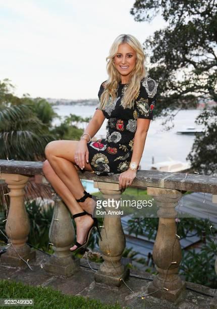 Roxy Jacenko attends the UnREAL Australian Premiere Party on February 23 2018 in Sydney Australia